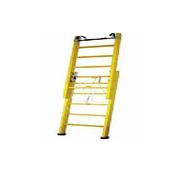 ST玻璃钢升降单梯,绝缘硬质伸缩梯