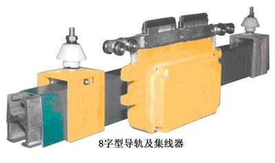 DHG-8-250/400 8字型导轨