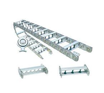 TLG75型钢制拖链型号