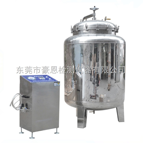 IPX78浸水加压试验装置