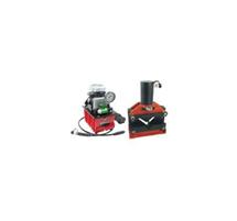 液压角钢切割机 角铁切断机 液压切断机 电动角钢切断器ESCAC-110
