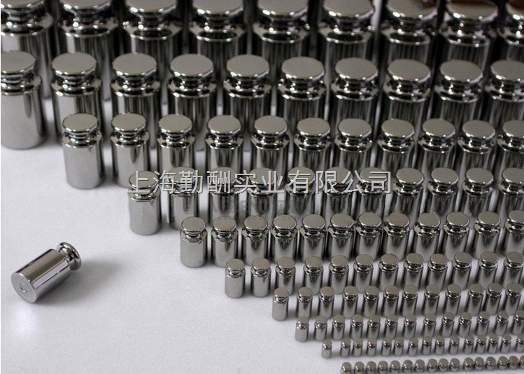 厂家大量现货供应E2级无磁不锈钢1mg-500mg实验室天平专用砝码