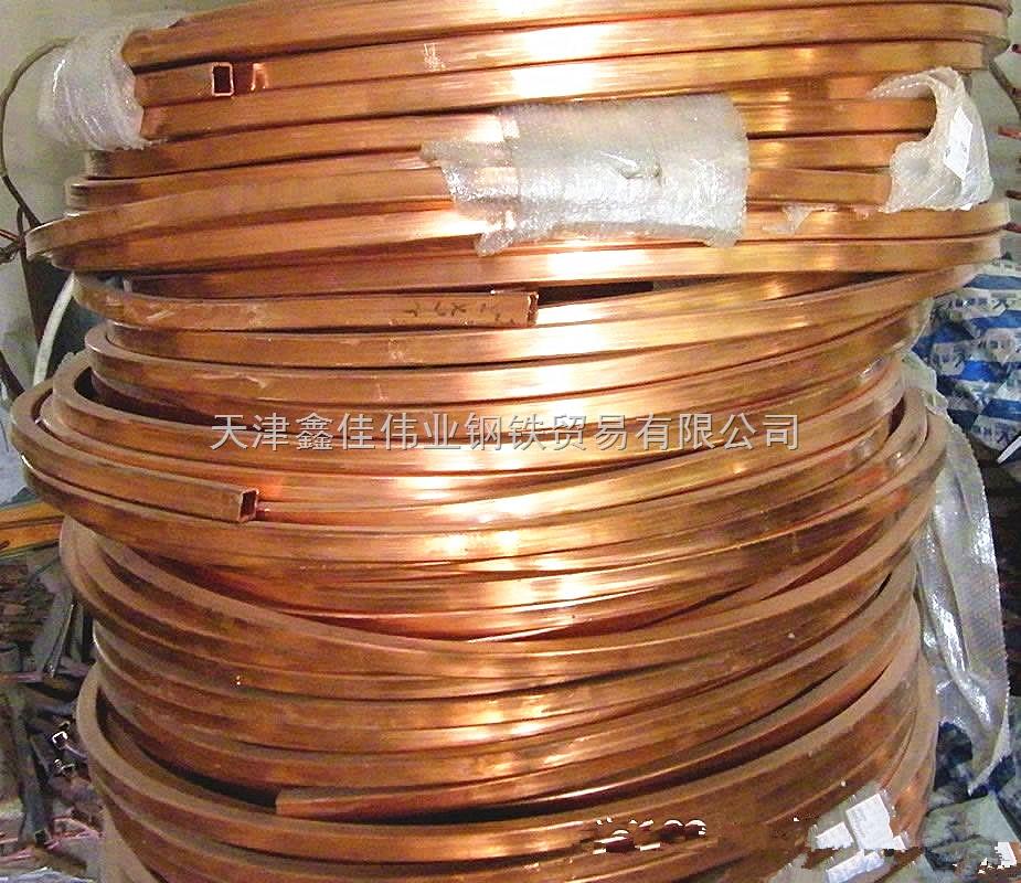 无锡紫铜方管,矩形铜管价格,紫铜方管生产厂家