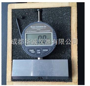 成都華誠供應N88-3D基礎加大數顯款腐蝕凹坑深度儀