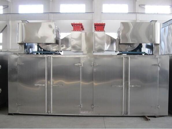 FAD洁净烘箱技术特性的说明