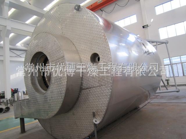 喷雾干燥机(喷雾塔)用户需求料液处理量80—120kg/h