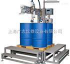 200升摇臂式灌装机定量灌装秤多桶位包装机