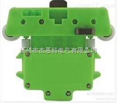 JD3-16/25A三极奉化轴承集电器JD3-16/25A,3极滑线集电器