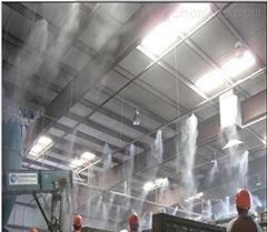 崇左市纺织厂喷雾降尘工程