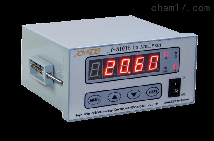 上海久尹高含量氧分析仪