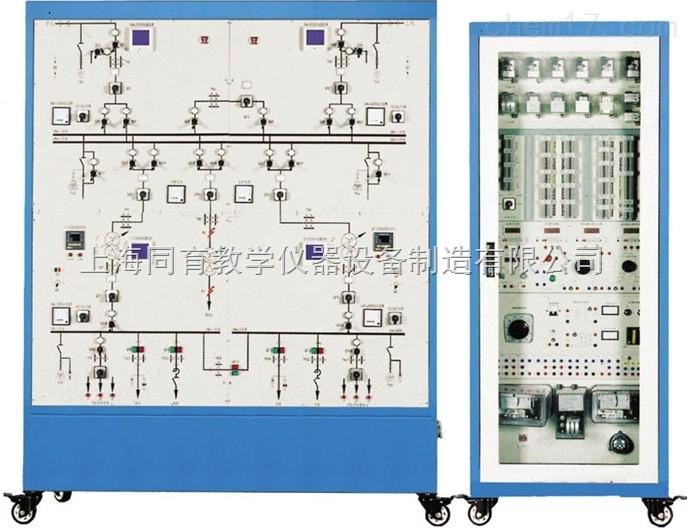 继电器整组保护实训—变压器保护 11.电流互感器接线实训 12.