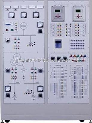 电力系统微机变压器保护实训考核装置