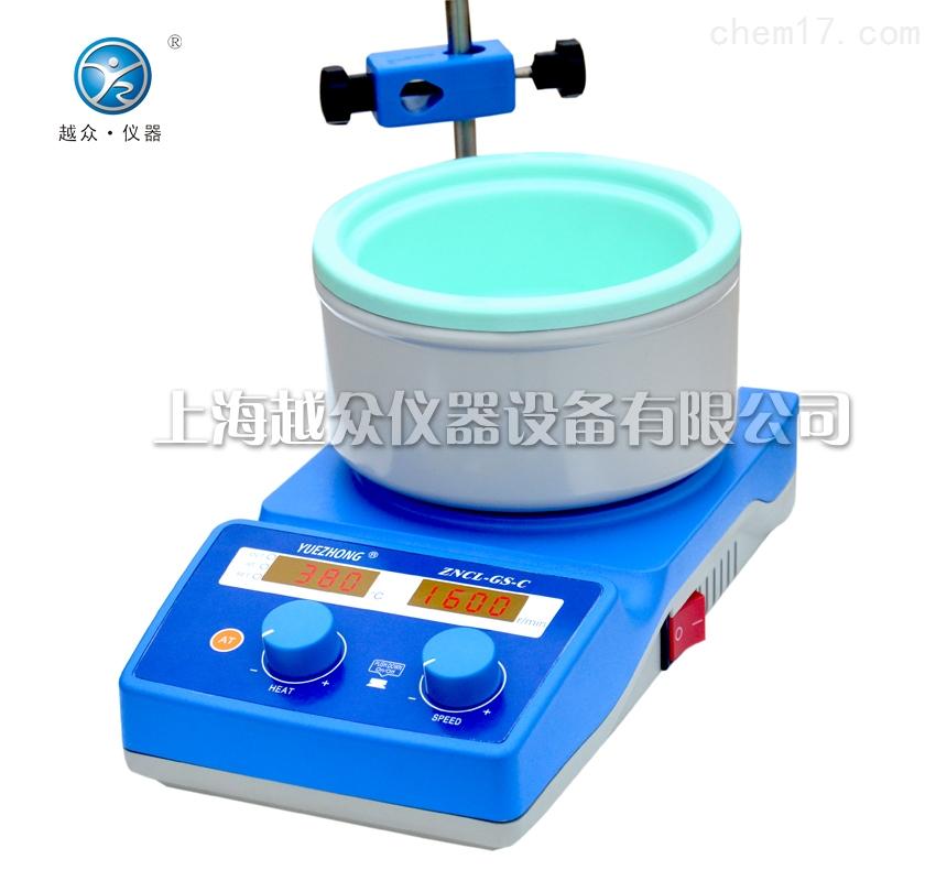 数显磁力(加热锅)搅拌器
