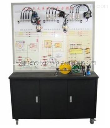 (二)结构组成 安装三类型点火系统:①传统点火系统②大众霍尔电子