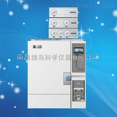 GC1690F 气相色谱仪 捷岛GC1690F(双PIP+双FID)气相色谱仪