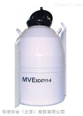xc17/11-6美国MVE液氮罐