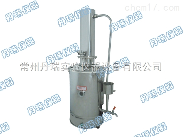 YA.ZD-10不鏽鋼蒸餾水器