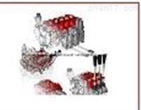 德国HYDAC 2通换向座阀,贺德克直动式手动滑阀