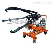 上海旺徐SMEP-100車載式液壓拉馬