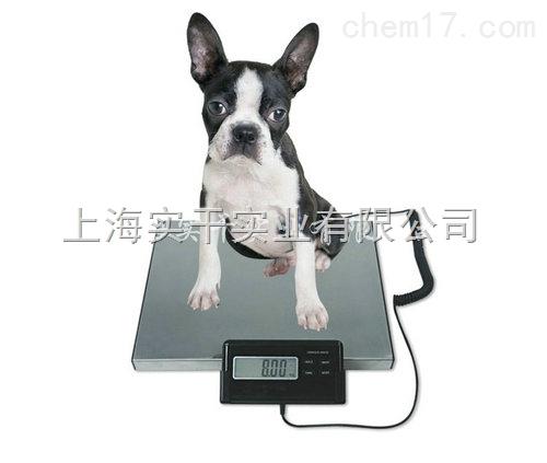 100公斤称宠物台秤 防水宠物秤接电脑