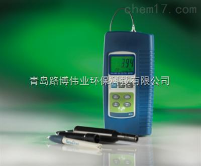 AL15多参数电化学测量仪德国夸克AL15pH电导率总固体溶解度溶解氧测试仪一体机