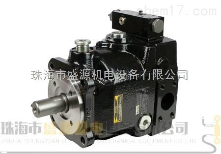 PV016-PV360  PV系列Parker轴向柱塞变量液压泵