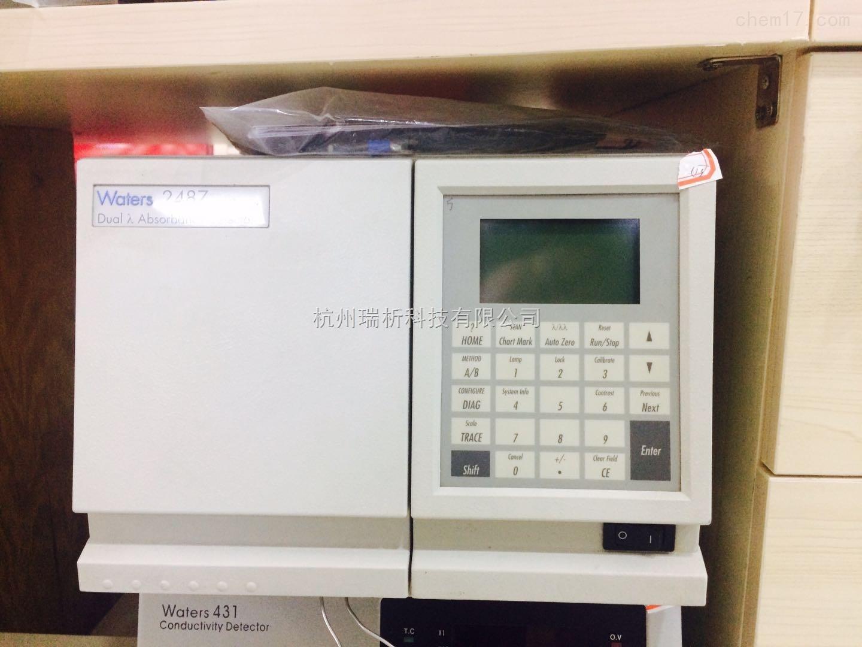 Waters 2487Waters 2487 Dual 入 Absorbance Detector