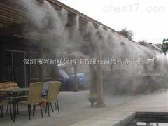 广东酒吧喷雾降温工程