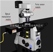 免校准多光阱细胞力学测量光镊