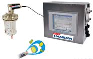 在线活细胞浓度检测电极