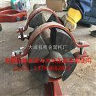 红松木隔冷垫块 保冷木块配套双螺栓管夹蒸