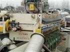 福建出售二手500平方廂式洗煤壓濾機