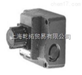使用说明日本YUKEN单向调速阀,油研CPG-03-E-20-50