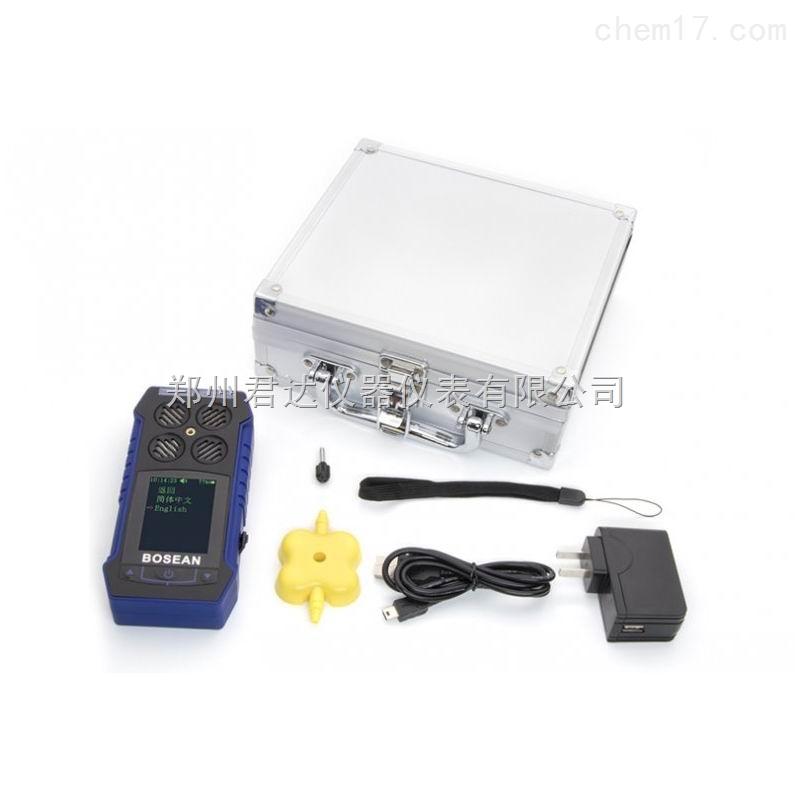 可燃气氧气检测仪JD-4S