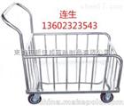 深圳不锈钢双层推车 平板推车 小推车厂家