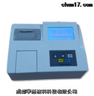 XTJK-7019型氨氮快速测定仪