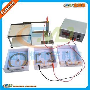 研究静电场的分布情况,测绘等位线,根据等位线画出电力线,加深对静电