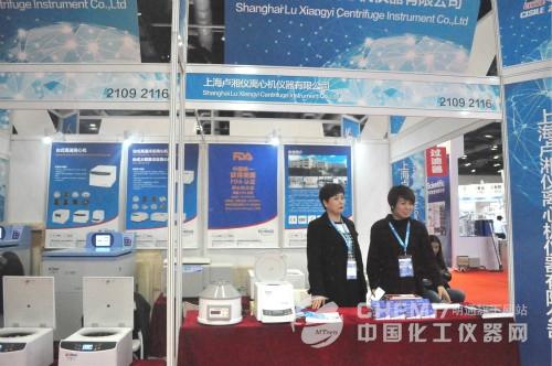 上海卢湘仪:打造优质离心机品牌 助推国产仪器崛起