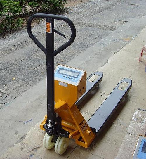 2吨电子叉车秤
