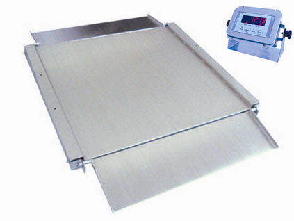 带打印10吨电子地磅秤