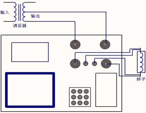 柴油三轮12v交流发电机接线图