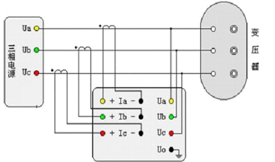 变压器地线接线方式图解