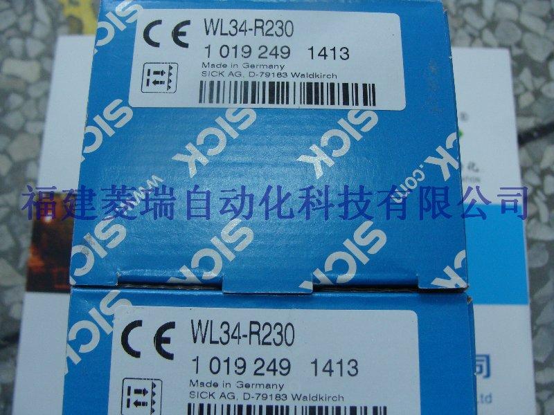 1019249西克传感器wl34-r230