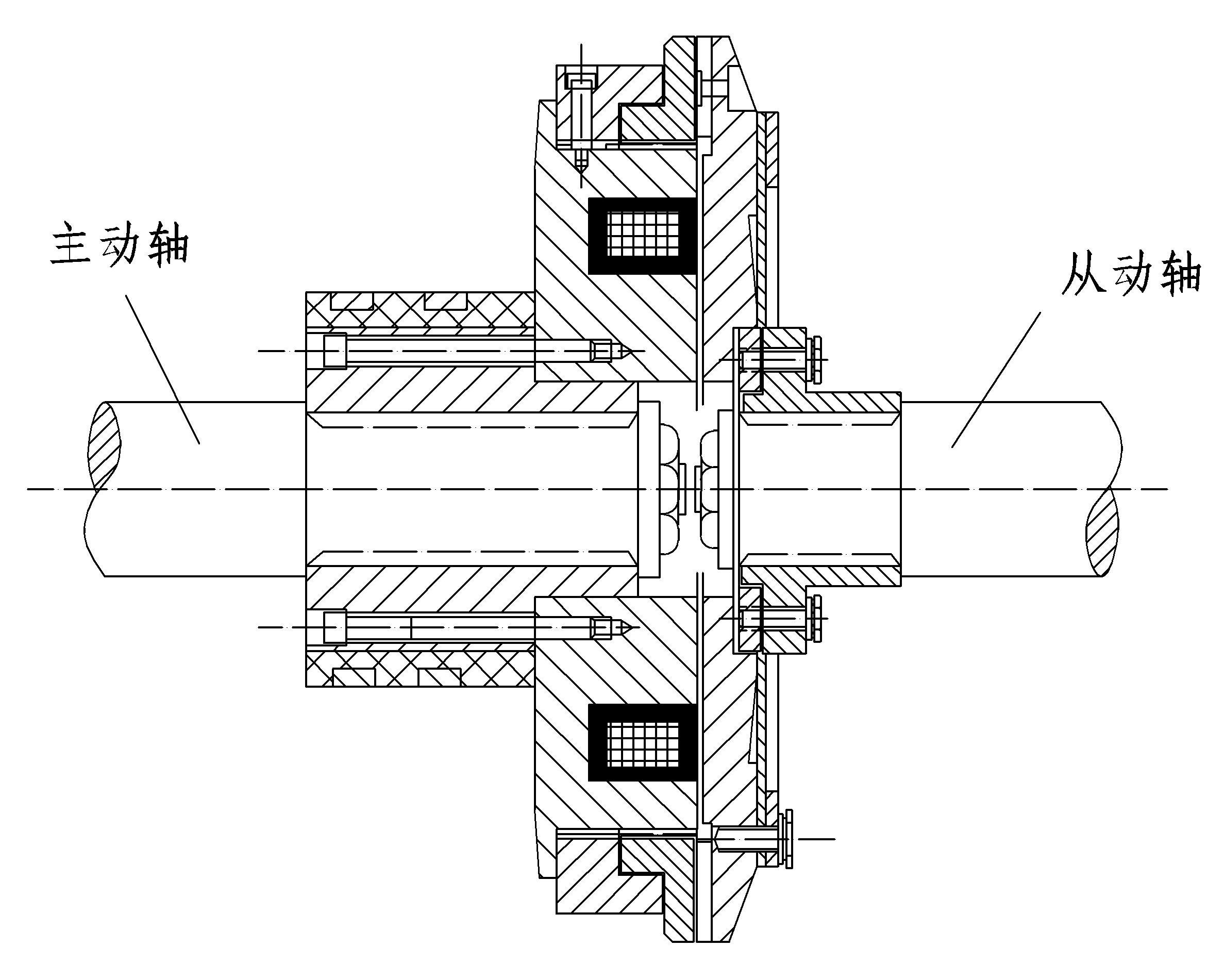 -dld1单片电磁离合器-无锡穆格流体控制