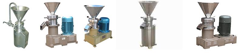 胶体磨产品具有结构合理,性能稳定,操作简单,维修方便等优点.