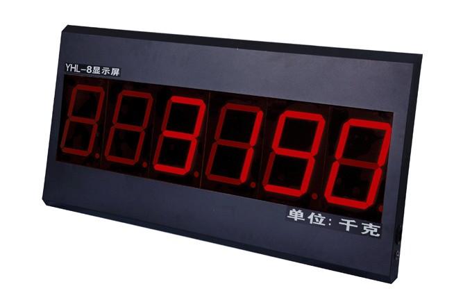 上海耀华YHL 8显示屏地磅广告LED大屏幕 供应上海耀华YHL 8显示屏地磅广告LED大屏幕