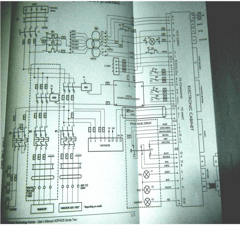 电气原理图