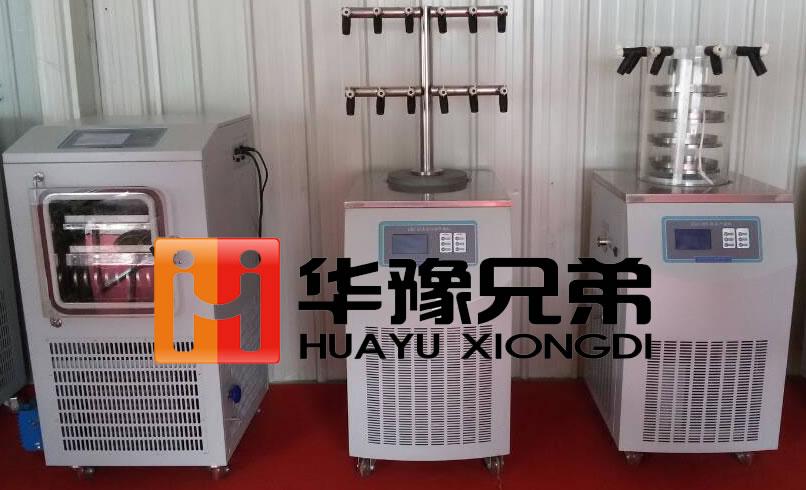 原位方仓真空冷冻干燥机
