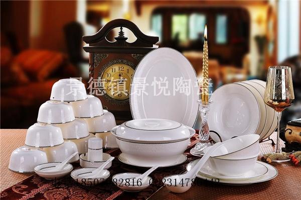 欧式陶瓷餐具图片大全