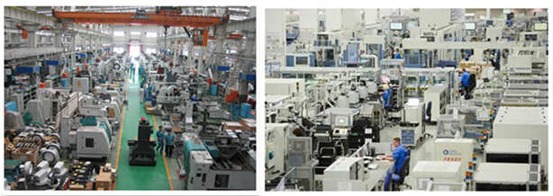 %的集成电路芯片制造装备,40%的大型石化装备,70%的汽车制造关键设备